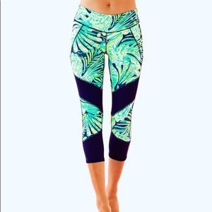 NWT Lilly Pulitzer luxletic leggings